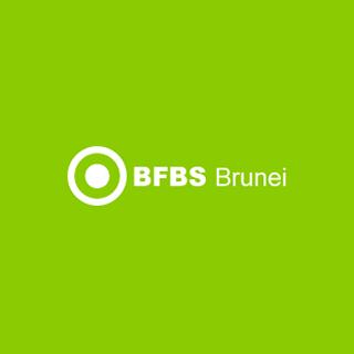 BFBS - Brunei Radio Logo