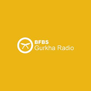BFBS - Gurkha Radio Radio Logo