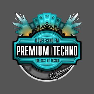 Ilovetechno.fm - Techno Logo