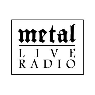 Metal Live Radio Logo