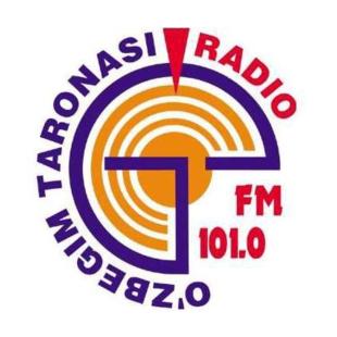 Radio Uzbegim Taronasi Logo