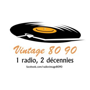 Vintage 80 90 Logo