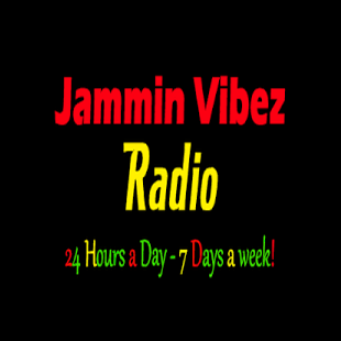 Jammin Vibez Radio Logo