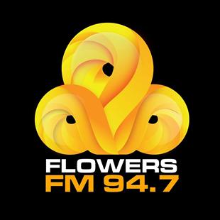 Flowers FM 94.7 Logo