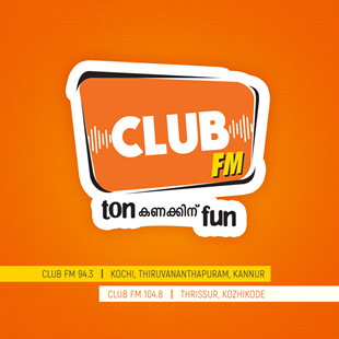 Club FM 99.6 India Logo