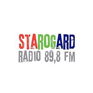Radio Starogard 89.8 FM Logo