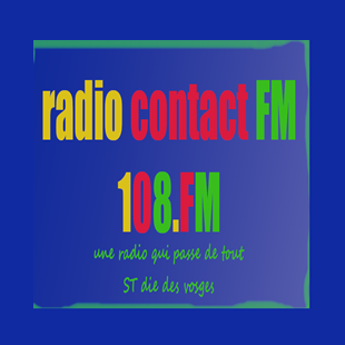 Radio Contact 108 FM Logo