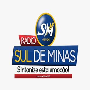 Rádio Sul de Minas Logo
