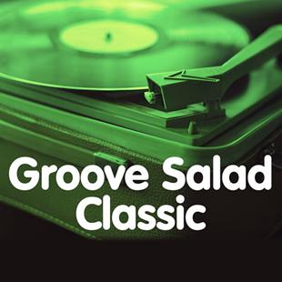 SomaFM - Groove Salad Classic Logo