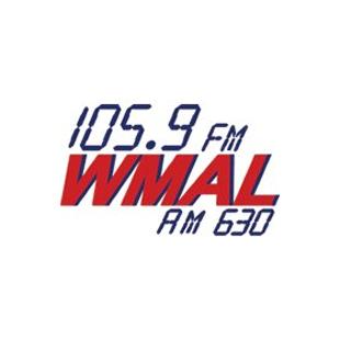 WMAL  - 105.9 FM & AM 630 Logo