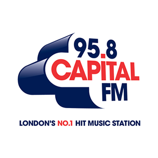 Capital FM - London Radio Logo