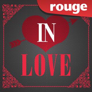 Rouge - In Love Radio Logo