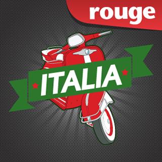 Rouge - Italia Radio Logo