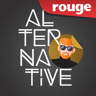 Rouge - Alternative Radio Logo