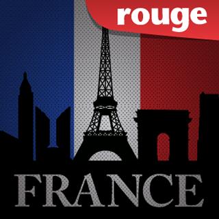 Rouge - France Radio Logo
