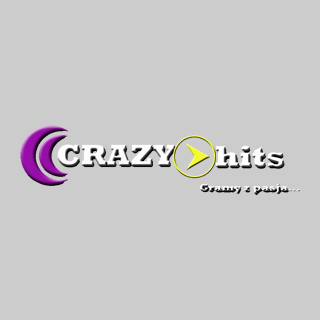 Radio Crazy Hits Radio Logo