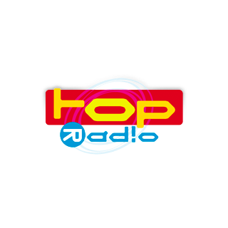 Top Radio - Latvia Logo