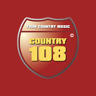 Country 108 Radio Logo