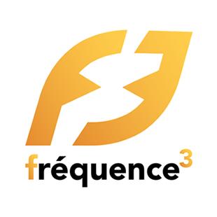 Fréquence 3 Radio Logo