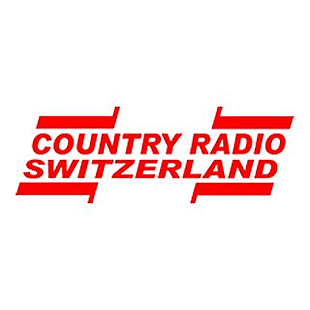 Country Radio Switzerland Radio Logo