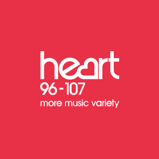 Heart 106.2 FM London Radio Logo