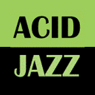 Acid Jazz Radio Logo