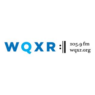 WQXR 105.9 FM New York Logo