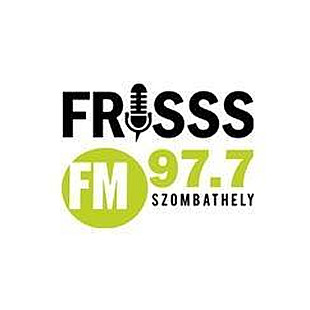 Frisss FM 97.7 Logo