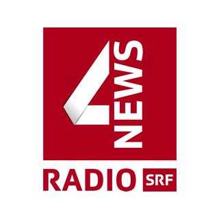 Radio SRF - 4 News Radio Logo