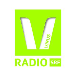 Radio SRF - Virus Radio Logo