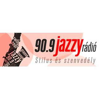 90.9 Jazzy Radio Logo