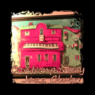 Contemporary Jazz Club Radio Logo