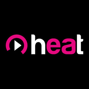 Heat Radio - Greece Radio Logo