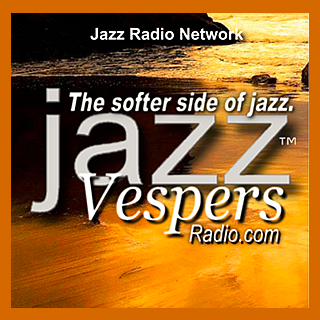 Jazz Radio Network - Jazz Vespers Radio Logo