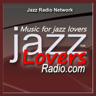Jazz Radio Network - Jazz Lovers Radio Logo