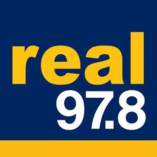 Real FM 97.8 (Athens) Logo