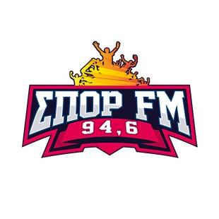 Sport fm 94.6 (Athens) Logo