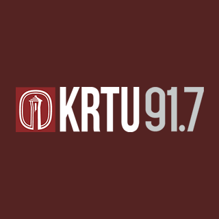 KRTU 91.7 Radio Logo