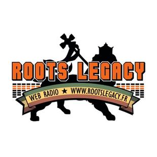 Roots Legacy Radio Dub Logo