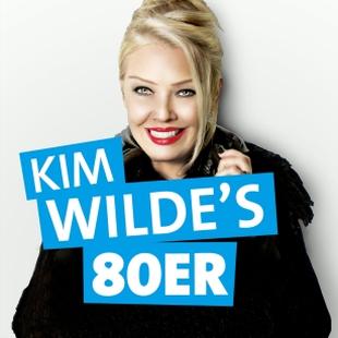 RPR1. Kim Wildes 80er Logo