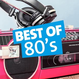 RPR1. Best of 80er Radio Logo