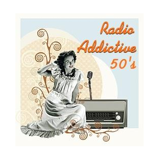 Addictive 50s Radio Logo