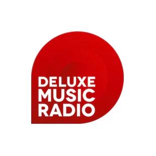 Deluxe - Music Radio Logo