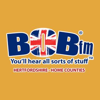 BOB fm Radio Logo
