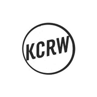 KCRW 89.9 FM Logo