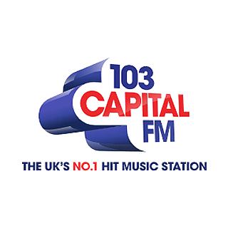 Capital FM - Anglesey and Gwynedd Radio Logo