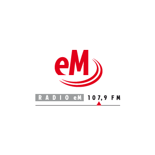 Radio eM - Kielce 107.9 FM Logo
