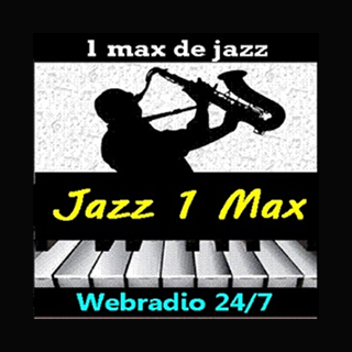 Jazz 1 Max Radio Logo