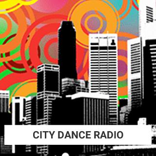 City Dance Radio Logo