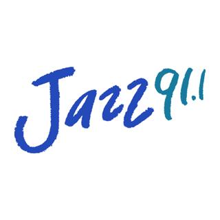 Jazz 91.1 FM Logo